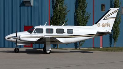 C-GFFI - Piper PA-31P Pressurized Navajo - Private