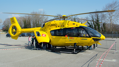 I-LMBD - Airbus Helicopters EC145 T2 - Inaer