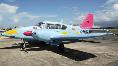 A picture of N2395Z - Piper PA23250 Aztec - [277954107] - © La Roche Spotters