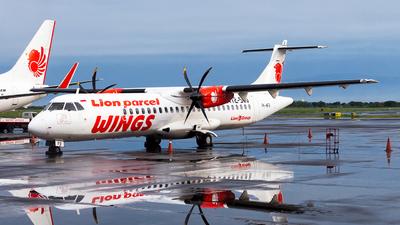 PK-WFR - ATR 72-212A(500) - Wings Air