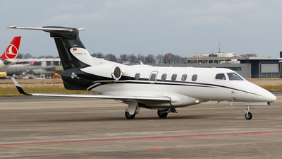 D-CGDM - Embraer 505 Phenom 300 - MHS Aviation