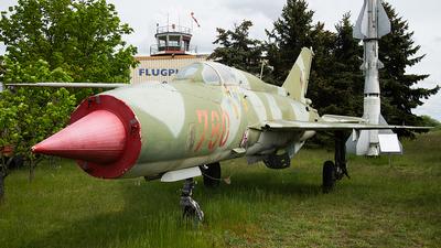 780 - Mikoyan-Gurevich MiG-21SPS Fishbed F - German Democratic Republic - Air Force