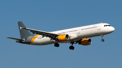 A picture of 9HAMG - Airbus A321211 - Avion Express - © Julian Azeroth
