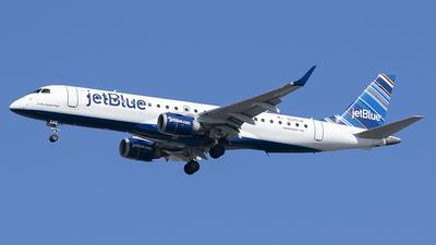 N249JB - Embraer 190-100IGW - jetBlue Airways