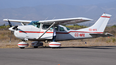 CC-NFE - Cessna U206G Stationair 6 - Private