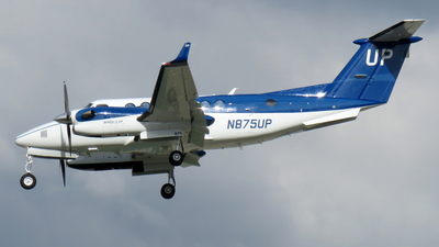 N875UP - Beechcraft B300 King Air 350i - Wheels Up