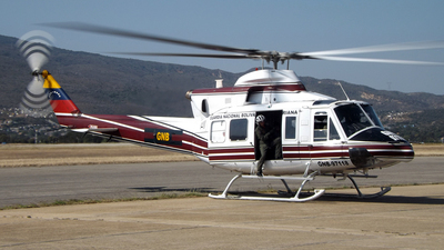 GNB-97118 - Bell 412EP - Venezuela - National Guard