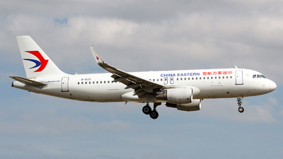 A picture of B1029 - Airbus A320214 - China Eastern Airlines - © Aaron_ZSAM