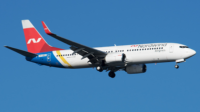 A picture of VPBDU - Boeing 7378KV - Nordwind Airlines - © Alexey Prokhorov