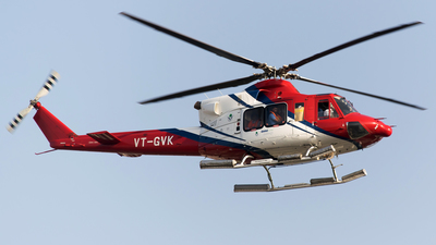 VT-GVK - Bell 412EP - Global Vectra Helicorp
