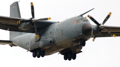 R206 - Transall C-160R - France - Air Force