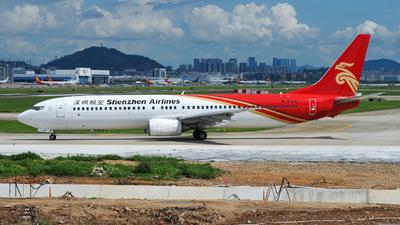 B-5106 - Boeing 737-97L - Shenzhen Airlines