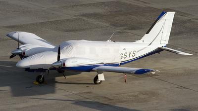 A picture of GGSYS - Piper PA34220T Seneca V - [3449363] - © Fabrizio Gandolfo