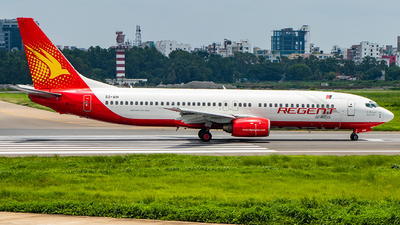 S2-AIH - Boeing 737-86N - Regent Airways