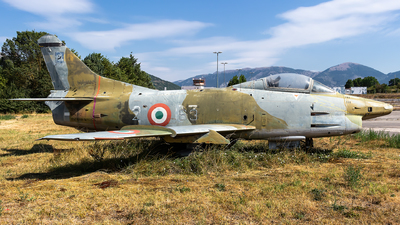 MM6312 - Fiat G91-R/3 - Italy - Air Force