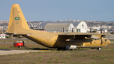 1623 - Lockheed C-130H Hercules - Saudi Arabia - Air Force