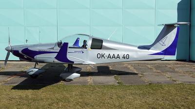 OK-AAA 40 - Dova Aircraft DV-1 Skylark - Private
