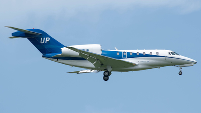 N900UP - Cessna 750 Citation X - Wheels Up
