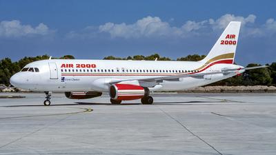 G-OOAB - Airbus A320-231 - Air 2000