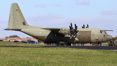 A picture of ZH889 - Lockheed C130J Hercules -  - © Philipp Schuetz