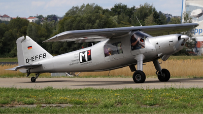 D-EFFB - Dornier Do-27A1 - Private