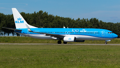 PH-BXC - Boeing 737-8K2 - KLM Royal Dutch Airlines