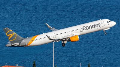 A picture of DAIAI - Airbus A321211 - Condor - © Nelson Sousa