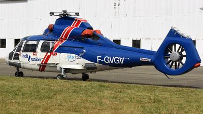 F-GVGV - Eurocopter AS 365N3 Dauphin - Héli-Union