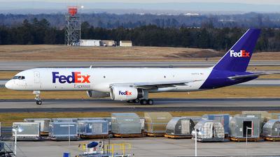 N971FD - Boeing 757-28A(SF) - FedEx
