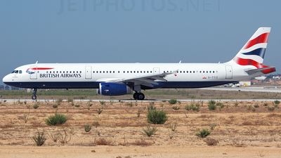 G-TTIC - Airbus A321-231 - British Airways (GB Airways)