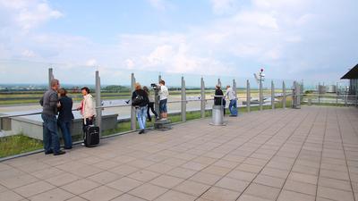 EDLW - Airport - Spotting Location