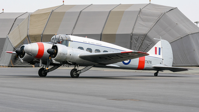 A picture of GAHKX - Avro Anson - [1333] - © DeavesPhotography