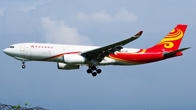 A picture of BLNZ - Airbus A330243F - Hong Kong Air Cargo - © AKBAR.F