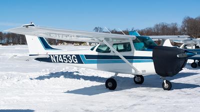 N7453G - Cessna 172K Skyhawk - Private