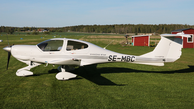 SE-MBC - Diamond DA-40D Diamond Star TDI - Private