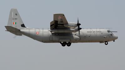 KC-3801 - Lockheed Martin C-130J-30 Hercules - India - Air Force
