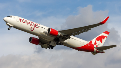 C-GHLT - Boeing 767-36N(ER) - Air Canada Rouge