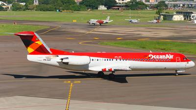 PR-OAT - Fokker 100 - OceanAir
