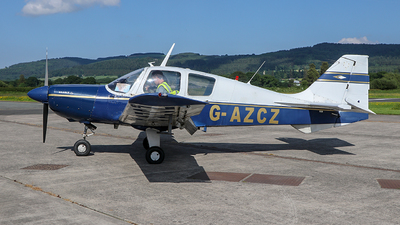 G-AZCZ - Beagle B121 Pup - Private