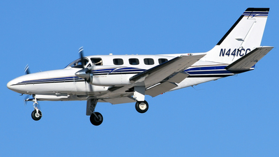N441CC - Cessna 441 Conquest - Private