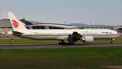B-2036 - Boeing 777-39LER - Air China