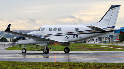 A picture of PRGRL - Beech C90GTi King Air - [LJ1981] - © Sunshine