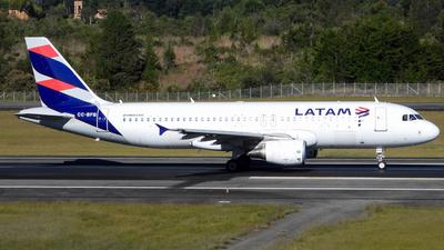 CC-BFB - Airbus A320-214 - LATAM Airlines