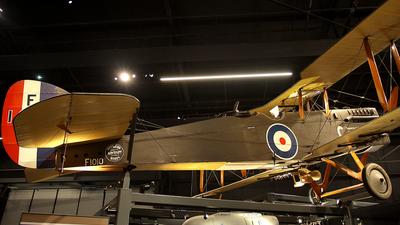 F1010 - De Havilland DH-9A - United Kingdom - Royal Air Force (RAF)