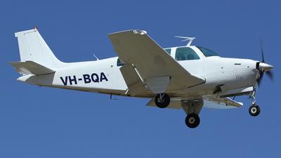 A picture of VHBQA - Beech A36 Bonanza - [E1383] - © Simon Coates