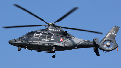 B-HRU - Eurocopter EC 155B1 Dauphin - Hong Kong - Government Flying Service (GFS)