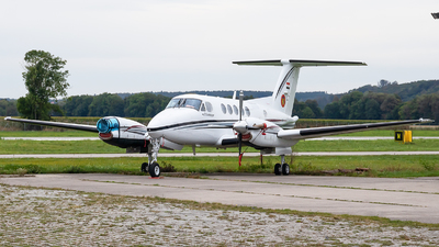 SU-BNJ - Beechcraft B200SE Super King Air  - Egyptian Air Ambulance