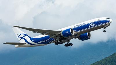VQ-BAO - Boeing 777-F - Air Bridge Cargo