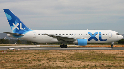G-BOPB - Boeing 767-204(ER) - XL Airways