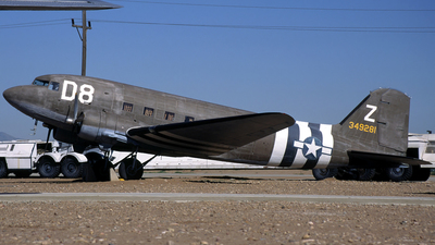 43-49281 - Douglas C-47A Skytrain - United States - US Air Force (USAF)